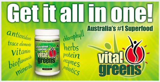 Vital Greens - Australia's Favorite Superfood!